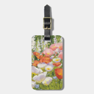 Garden Pastels Luggage Tag