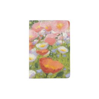 Garden Pastels Passport Holder
