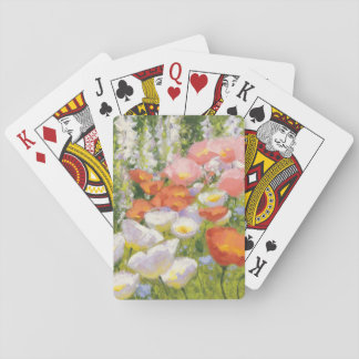 Garden Pastels Playing Cards