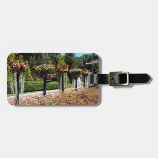 Garden Path Bag Tag