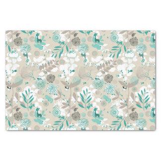 Garden Pattern Tissue Paper