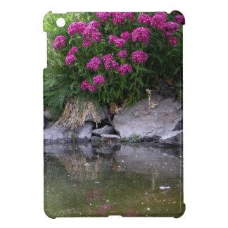 Garden Pond in Okanagan area, BC, Canada Cover For The iPad Mini