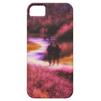 Garden Romance iPhone 5 Cover