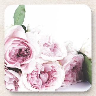 Garden roses coaster