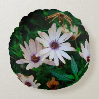 Garden Round Pillow