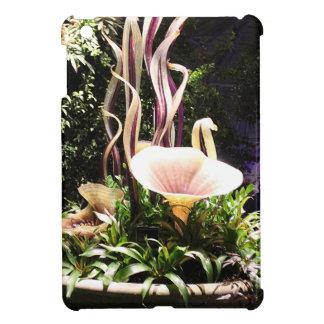 Garden Sculpture iPad Mini Cases