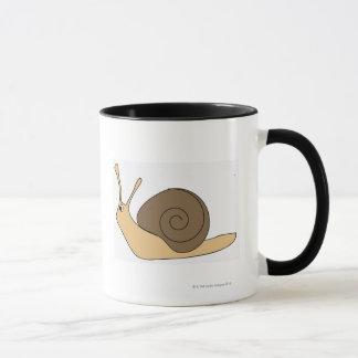 Garden Snail Mug