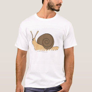 Garden Snail T-Shirt