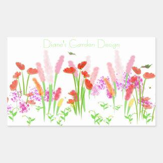 Garden Sticker