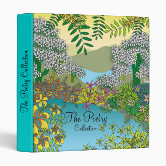 Garden The Poetry Collection Binder