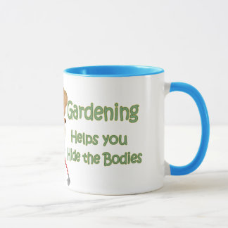 Garden Tips #2 - Hide Bodies Mug