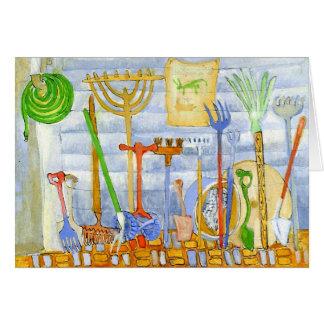 Garden Tools by Esther Hartshorn Card