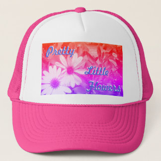 GARDEN TOPICAL TRUCKER HAT