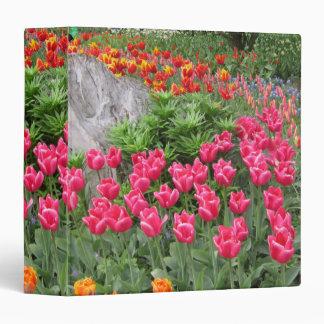 garden tulip binder