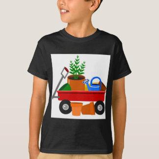 Garden wagon T-Shirt