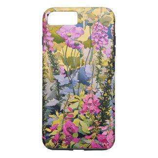 Garden with Foxgloves iPhone 7 Plus Case