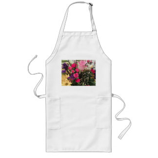 Gardener in all of us long apron