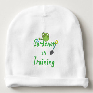Gardener In Training Baby Beanie