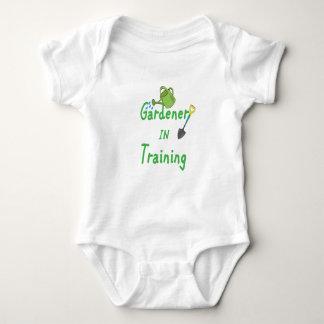 Gardener In Training Baby Bodysuit