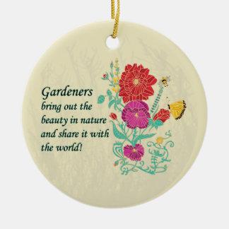 Gardener Ornament