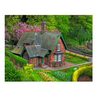 Gardener's Cottage Postcard