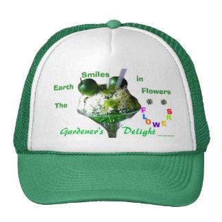 Gardener's Delight Cap Trucker Hat