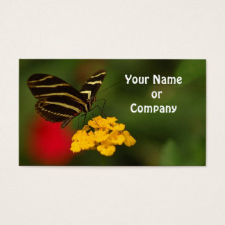 Gardeners know the real dirt. business card