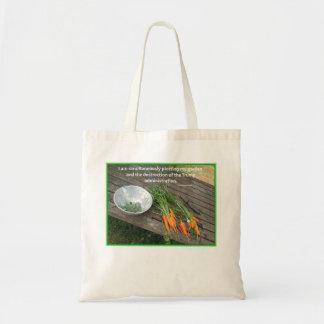 Gardening and Plotting and Resisting Trump Tote Bag