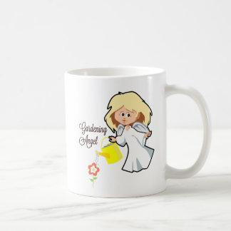 Gardening Angel Mug