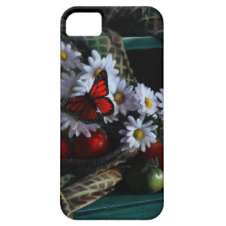 Gardening Bench iPhone 5 Cover
