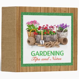 Gardening Binder - SRF