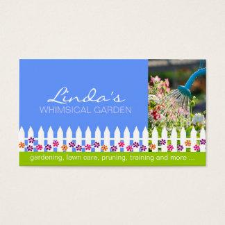 Gardening - Business Card