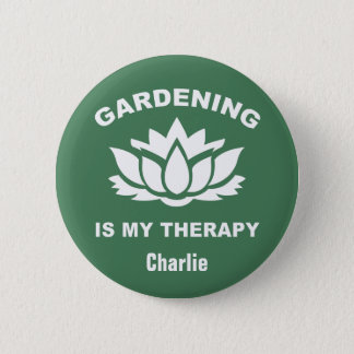 Gardening custom name & color buttons