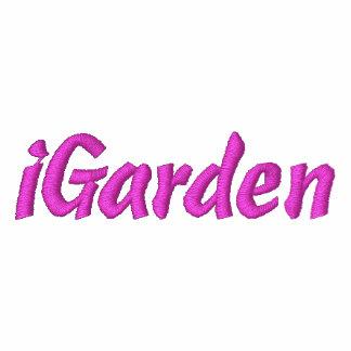 Gardening Embroidered Shirt