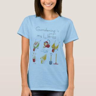 Gardening is my LIFE - Women's Shirts