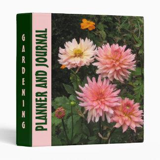 Gardening Planner and Journal Binder