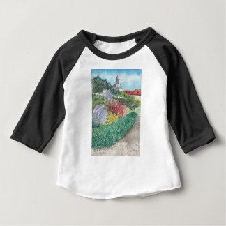 Gardens at Schloss Köpenick Baby T-Shirt