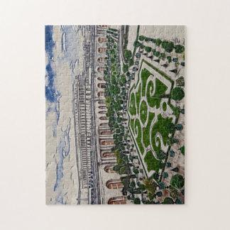 Gardens of Versailles Puzzle