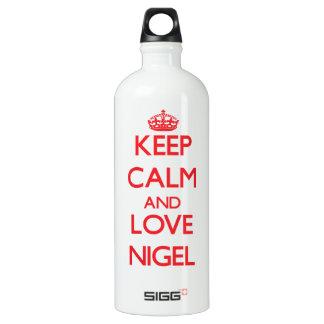 Gardez le calme et aimez Nigel