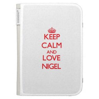 Gardez le calme et aimez Nigel Coques Pour Kindle