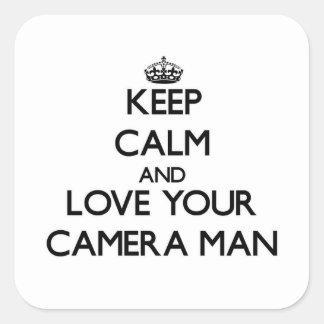 Gardez le calme et aimez votre homme