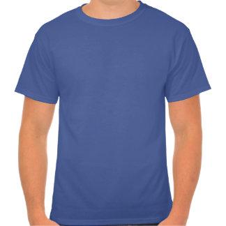 Gardez le calme et blâmez le chef de produit t-shirt