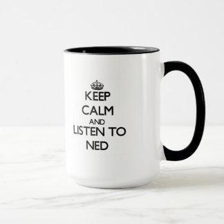 Gardez le calme et écoutez Ned