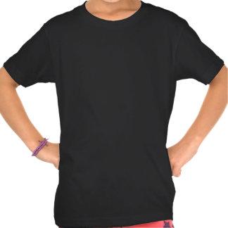 Gardez le calme et le Rawr dessus T-shirts