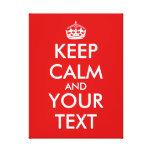 Gardez le modèle calme pour ajouter votre texte toile tendue sur châssis