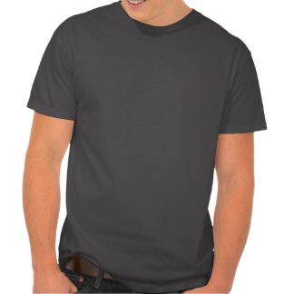 Gardez le T-shirt calme pour la plaisanterie de fê