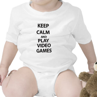 Gardez les jeux vidéo de calme et de jeu body