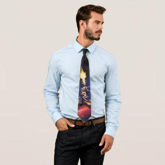Gardiens du missile d'équitation de la galaxie | cravate