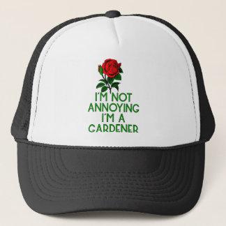 Gardner garden flowers Veggie flowers plants bio Trucker Hat