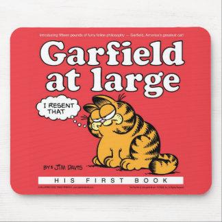 Garfield At Large Mousepad
